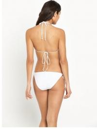 Longline Fringe Bikini Set