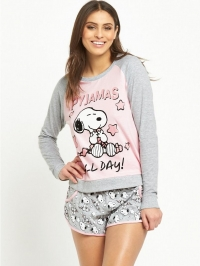 Snoopy Sweat  Set