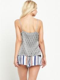 Pyjama Cami Top