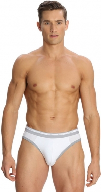 Jockey Men's Brief (white)
