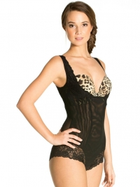 Magic Bodyshaper With Lace