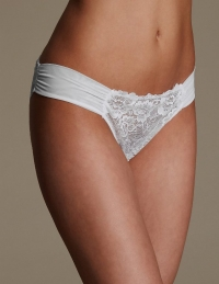 Lace Brazilian Knickers