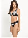 Stripe Bikini Set