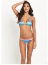 Trim Halter Bikini Set