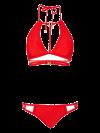 Srap Bikini Set
